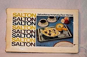 Vintage Salton Hotray Early 1970s Large Size
