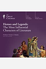 Heroes and Legends: The Most Influential Characters of Literature Audible Audiobook