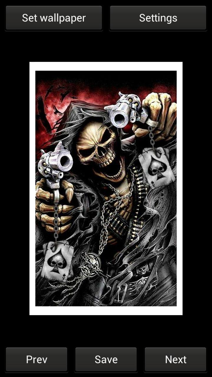 Amazon.com: Evil Skeleton Live HD Wallpaper: Appstore for ...