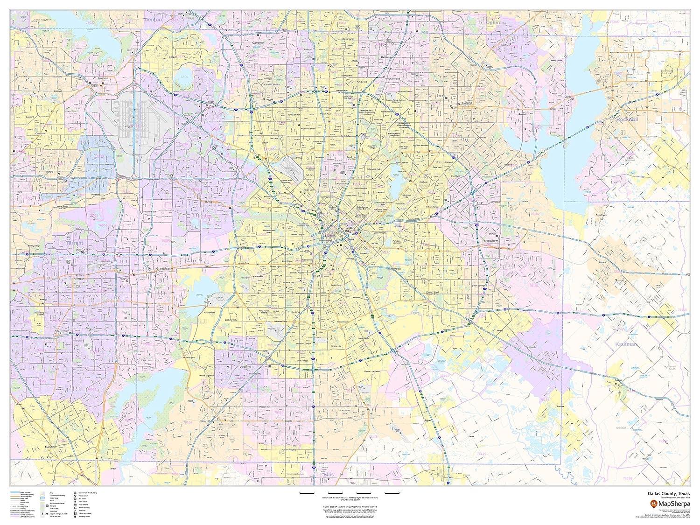 Amazon.com : Dallas County, Texas - 48