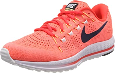 Nike Air Zoom Vomero 12, Zapatillas de Running para Hombre, Naranja (Bright Mango/Bright Mango/Binary Blue), 43 EU: Amazon.es: Zapatos y complementos