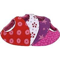 Baberos Bebe Babero Bandana triangulo - super absorbente y suave - para dentición saliva baba de bebés y niñas