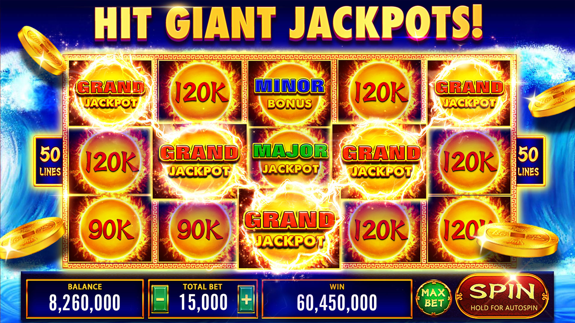 Amazon.com: Dragon 88 Gold Slots Casino: Appstore for Android