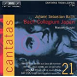 Bach, J.S.: Cantatas, Vol. 21 - Bwv 65, 81, 83, 190