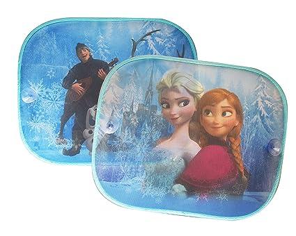 Baby//Children Disney FROZEN Car Window UV Protection Mesh Sun Blind Shadesx2
