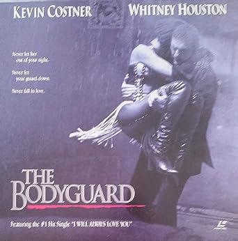 The Bodyguard 1992 Laserdisc 12 Ntsc Amazon Co Uk Kevin Costner Whitney Houston Gary Kemp Dadc Usa Mick Jackson Dvd Blu Ray