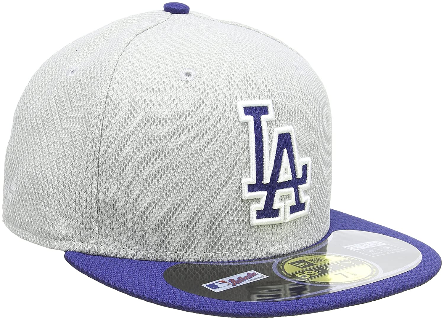 New Era Era - MLB Diamond Era LA Dodgers 59Fifty Fitted, Berretto da Uomo 10757139