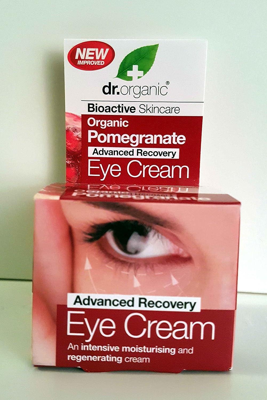 Dr. Organic Pomegranate Eye Cream - Crema Contorno Occhi 15 ml Dr. Organic Ltd DRC02011