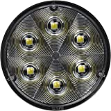 Grote 63971 Trilliant 36 LED Work Lamp (Hard Shell SuperSeal with Pigtail)
