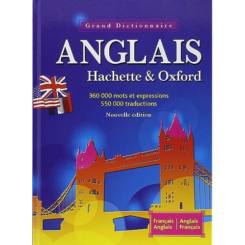 Dictionnaire Francais Anglais Amazon Fr