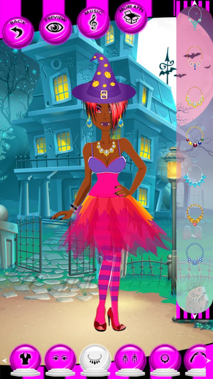 Chica Monstruo Juegos De Vestir: Amazon.es: Appstore para