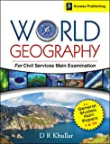 World Geography for Civil Services Main Examination