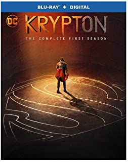 Book Cover: Krypton: The Complete First Season