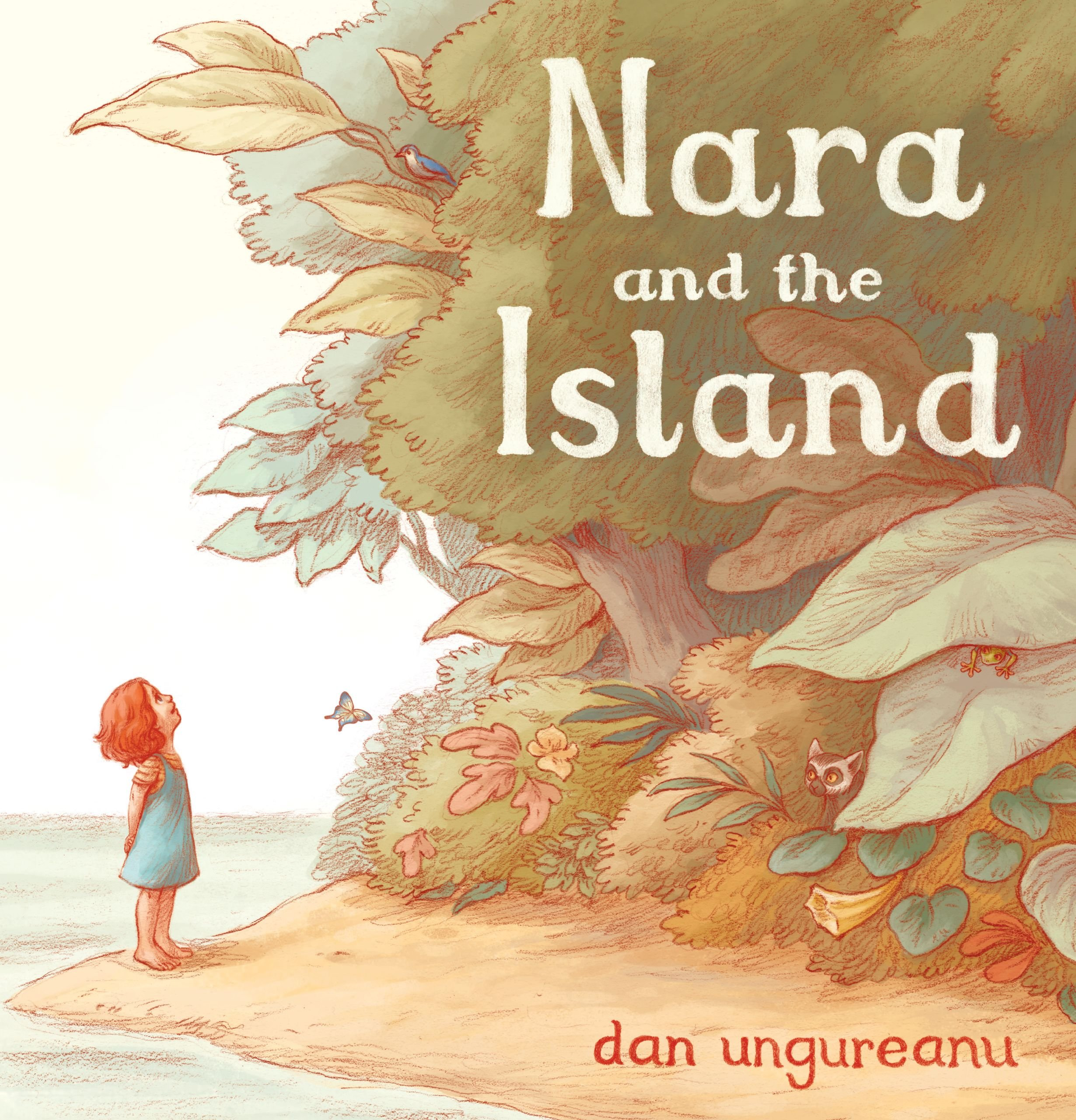 Nara and the Island ebook