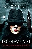 Iron & Velvet (Kate Kane, Paranormal Investigator Book 1)