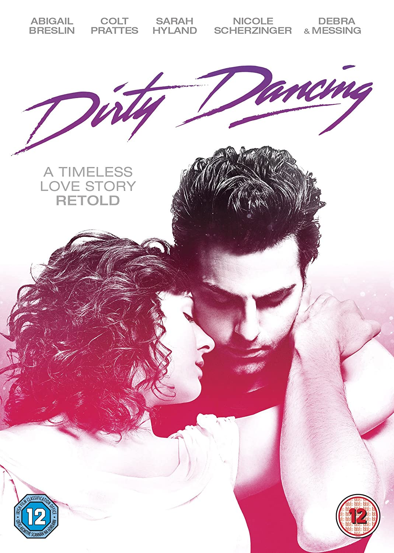 Dirty Dancing 2017 Edizione: Regno Unito Italia DVD: Amazon.es: Cine y Series TV