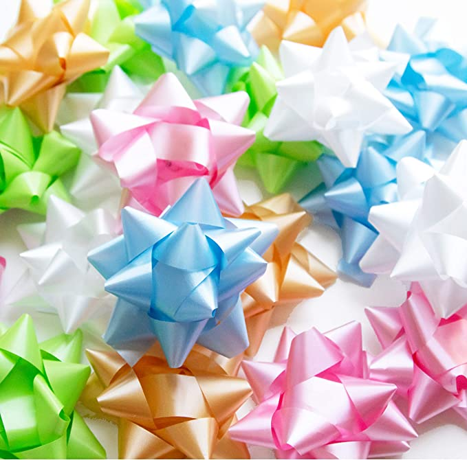 Pastel Christmas Schoolgirl Bow 3 Pack peppermint  felt bow  newborn gift  nutcracker bows christmas present winter baby pink red