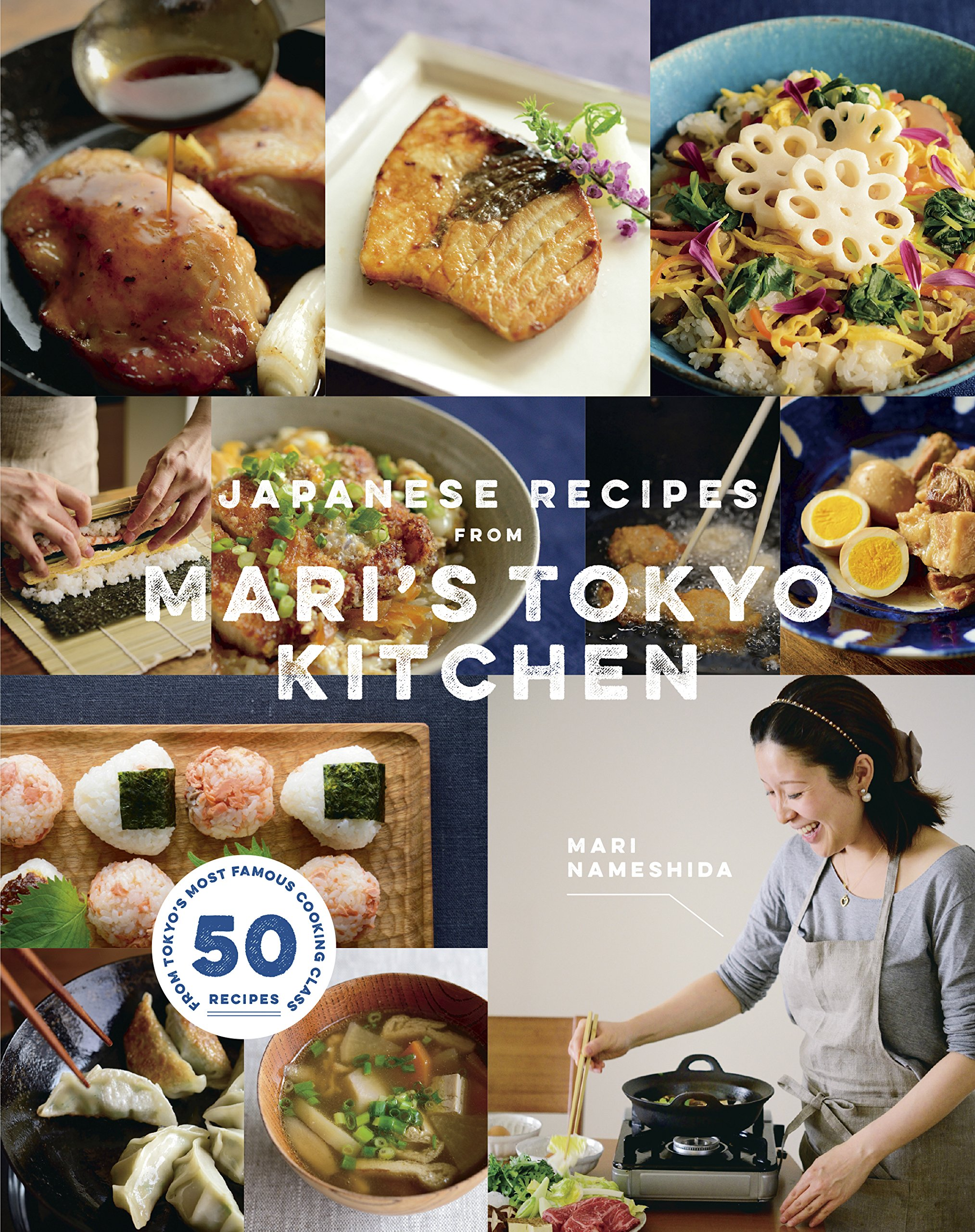 Japanese recipes from maris tokyo kitchen mari nameshida japanese recipes from maris tokyo kitchen mari nameshida 9784835628448 amazon books forumfinder Image collections
