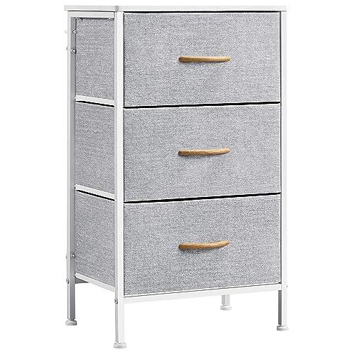 YAHEETECH 3 Drawer Dresser Organizer