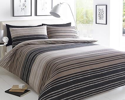 Sleep piumino per letto singolo in cotone grigio: amazon.it: casa