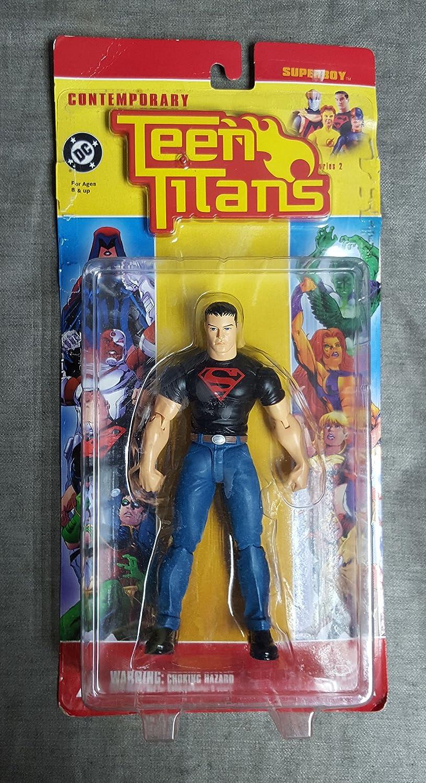 gran descuento Contemporary Teen Titans 2: Superboy Action Figure by by by DC Direct  Entrega rápida y envío gratis en todos los pedidos.