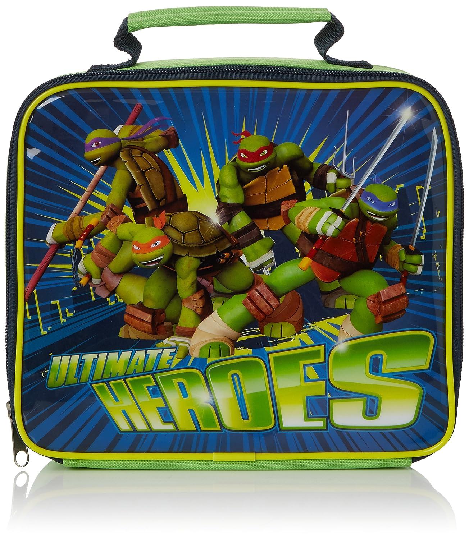 Teenage Mutant Ninja Turtles Rectángulo Bolsa de Almuerzo ...