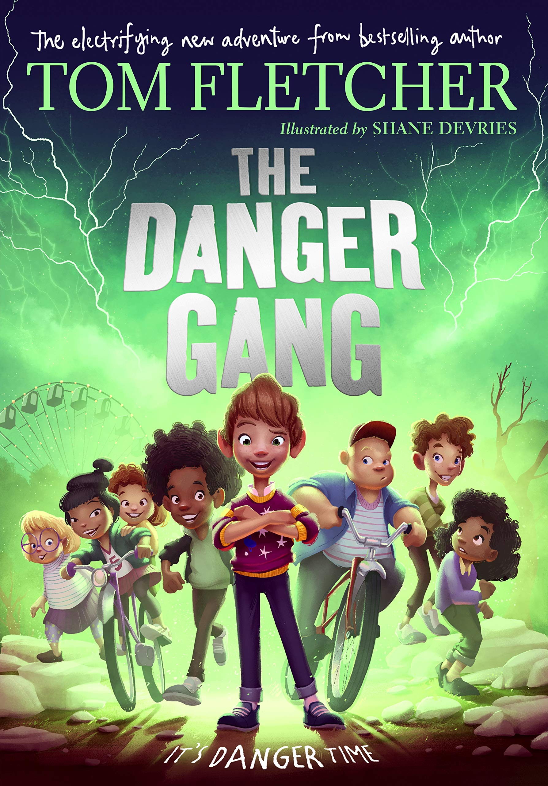 Image result for the danger gang character