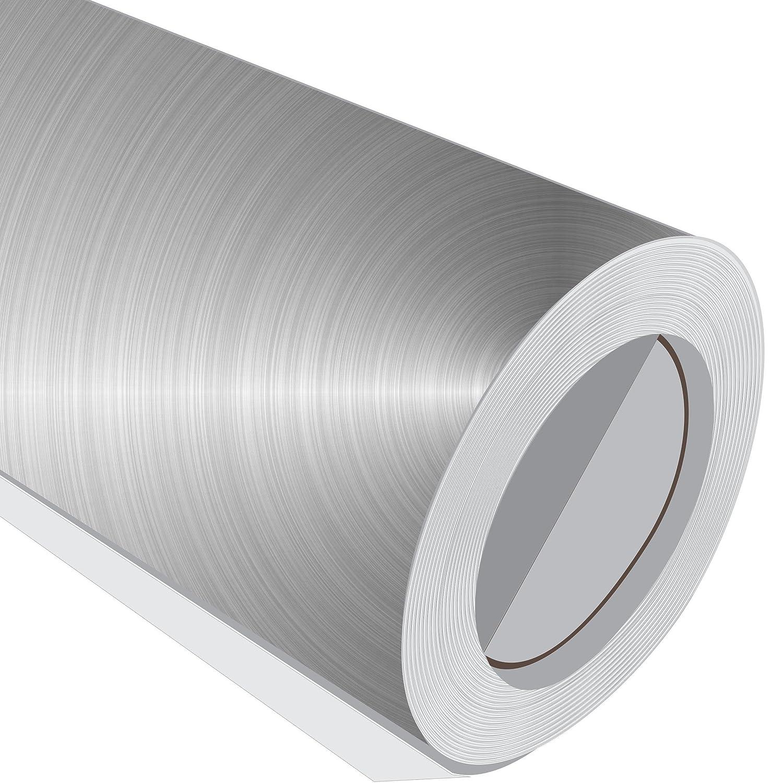 JCM gráfica plateado cromado adhesivo vinilo 1 Roll 610 mm 1 vinilo m 2 m 3 m 5 m 10 m 2 m 89e37c