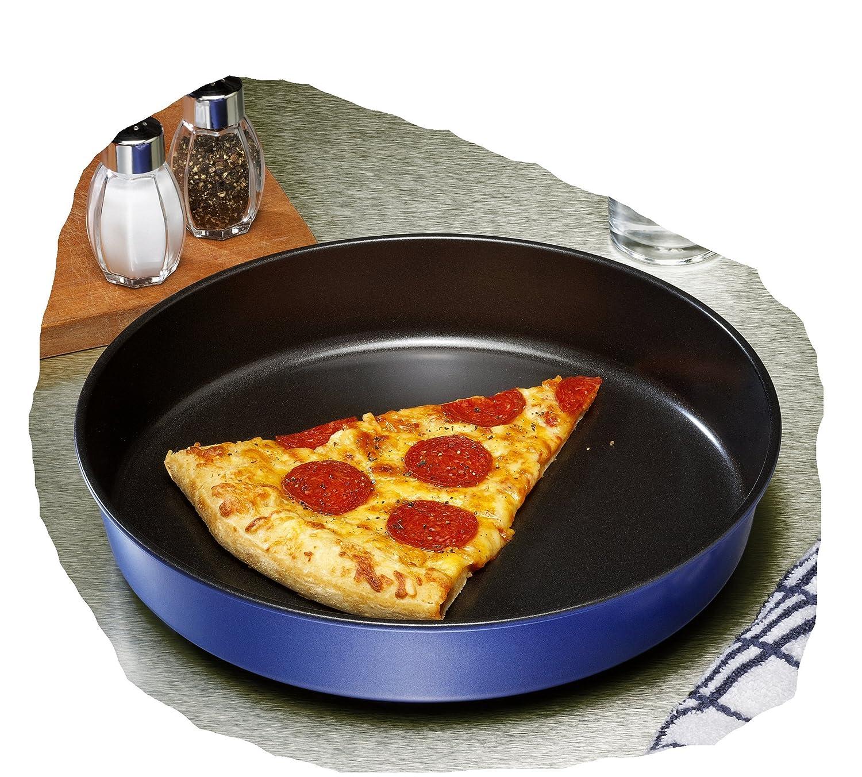 Molde para microondas - Pizza crujiente de tu horno ...