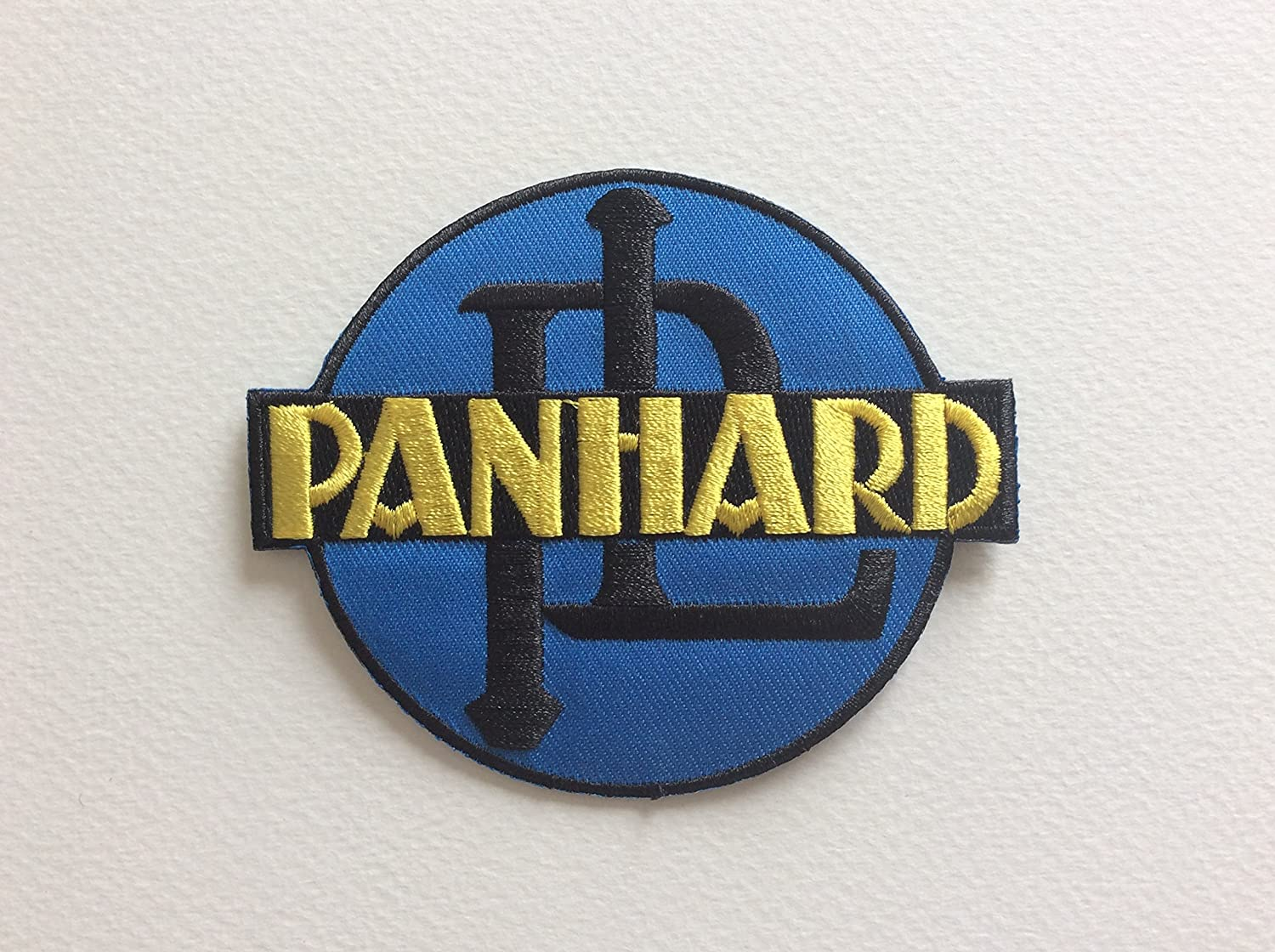 ECUSSON PATCHES AUFNAHER TOPPA 9 CM PANHARD THERMOCOLLANT