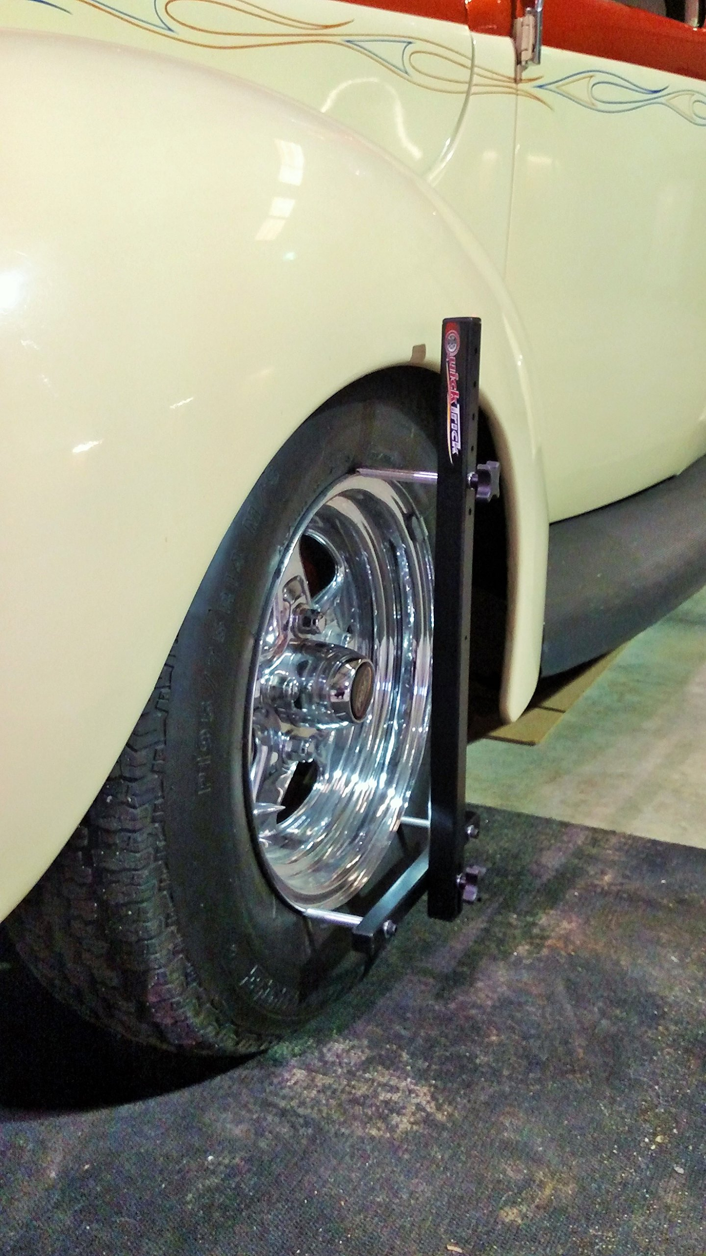 A1 Caster Camber Gauge and Kit XL Wheels 17-22''