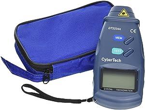 Digital Photo Laser Tachometer Non Contact Tach RPM Meter