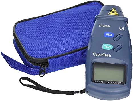 amazon com digital photo laser tachometer non contact tach rpmimage unavailable image not available for color digital photo laser tachometer non contact tach rpm meter