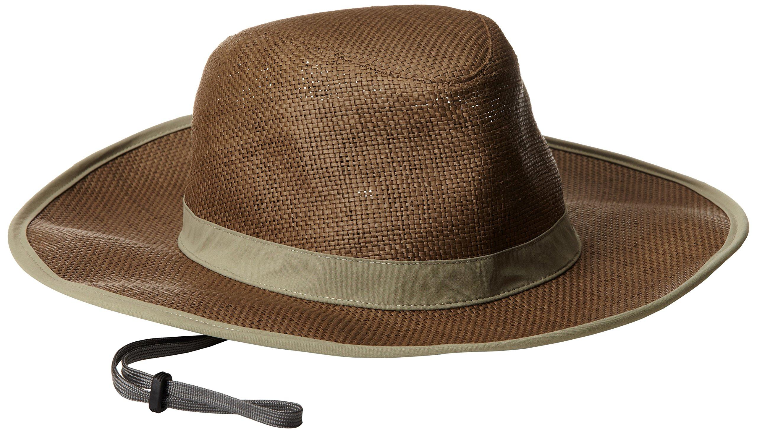 Outdoor Research Papyrus Brim Sun Hat, Walnut, Large
