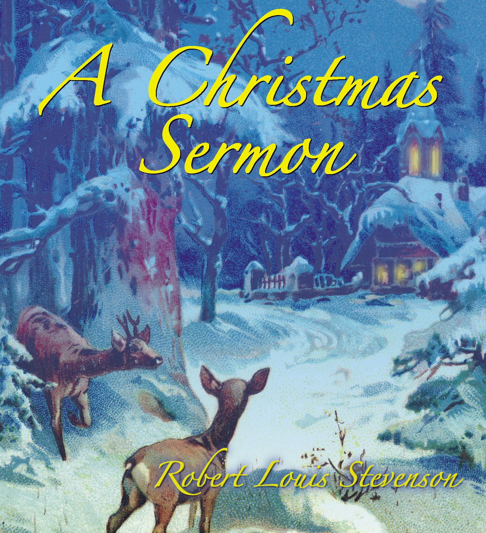 A Christmas Sermon PDF Text fb2 book