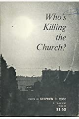 Who's Killing the Church? Paperback