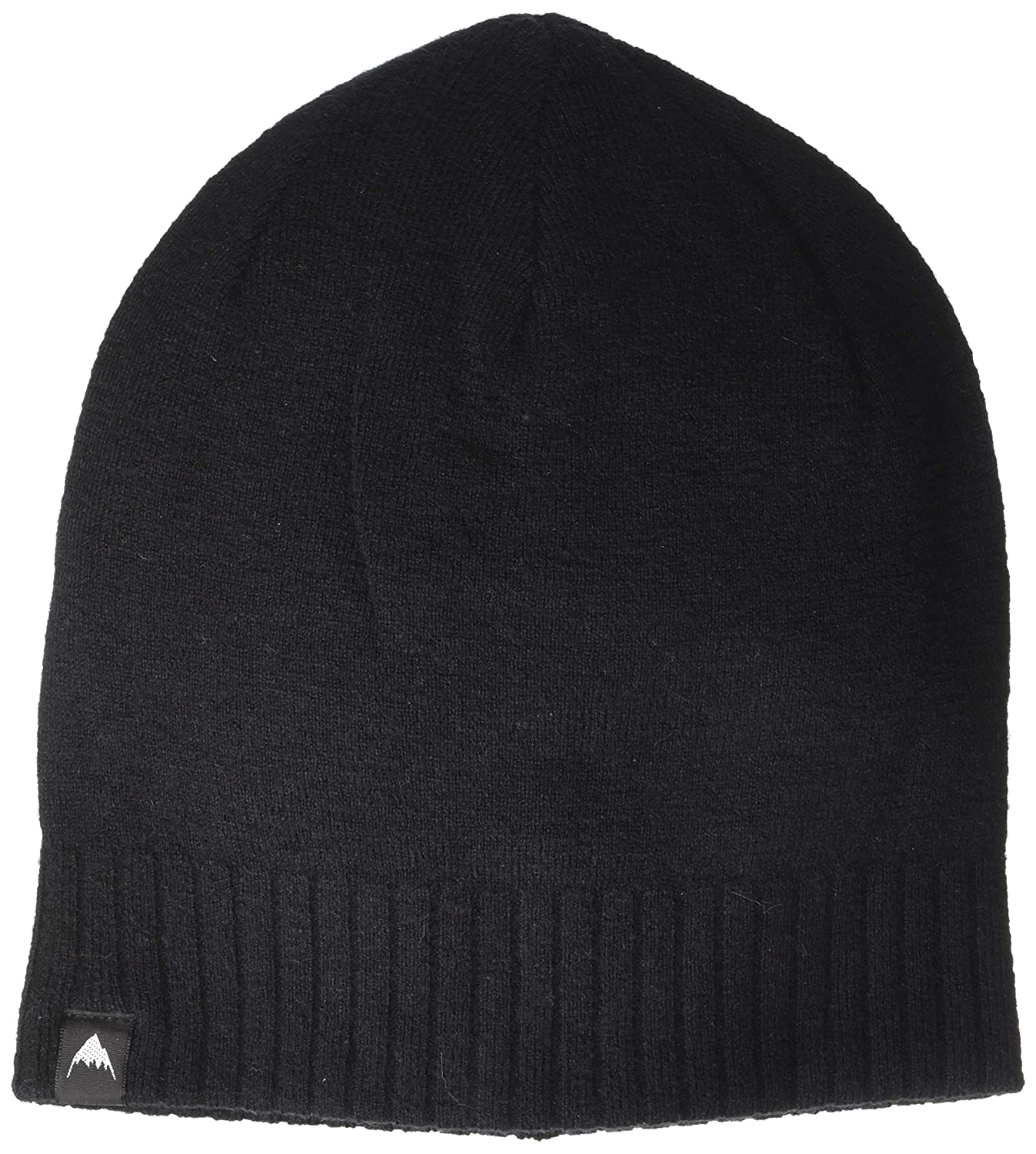 60c48195f Amazon.com: Burton Wool Liner Beanie, True Black, One Size: Sports ...
