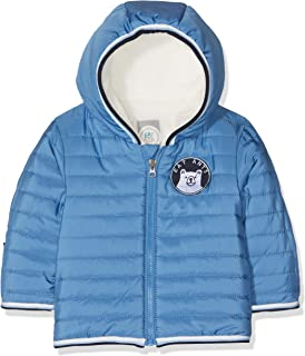 SALT AND PEPPER Baby-Jungen Nb Jacket Fun Time Pl/üsch Jacke