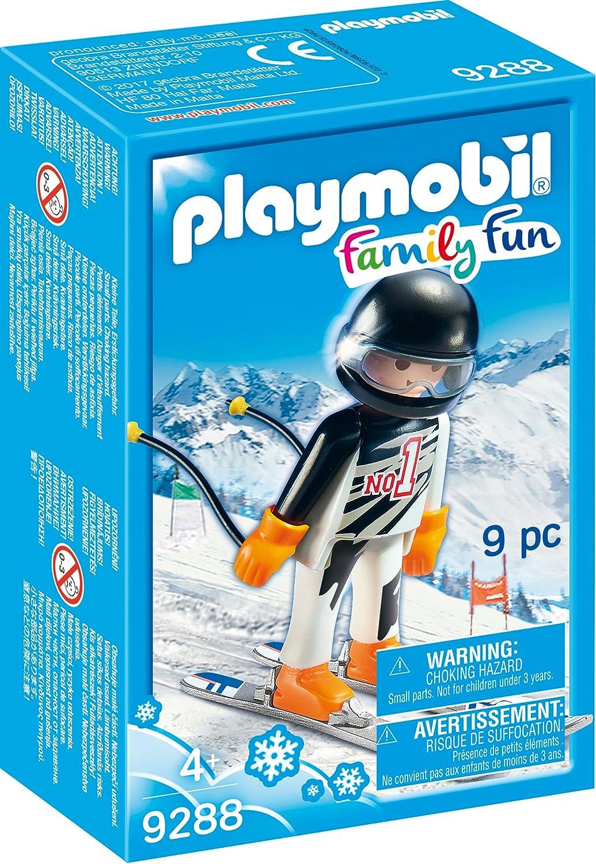 Juego #Playmobil Esquiador por sólo 5€