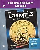 """Economic Vocabulary Activities for Glencoe """"Economics: Principles & Practices"""""""