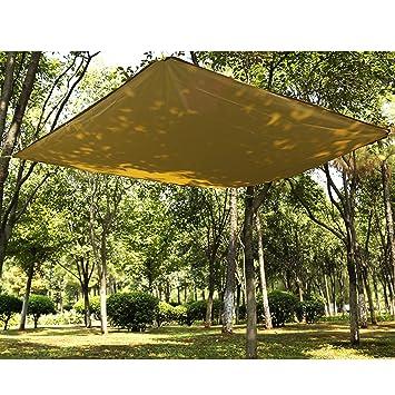 Bâche Imperméable Auvent Fly Tente Hamac Mutil Functional 3jL4AR5