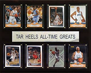 product image for NCAA Basketball North Carolina Tar Heels All-Time Greats Plaque