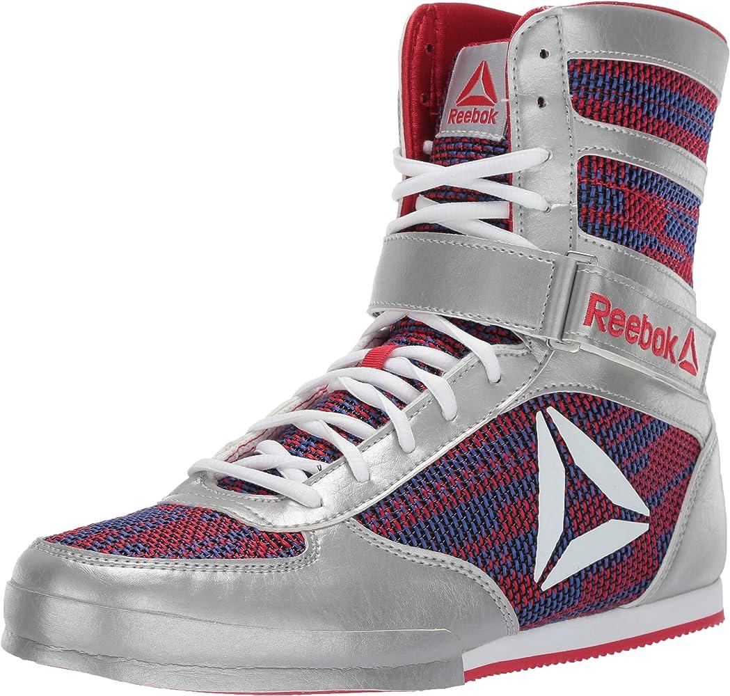 Reebok Men's Boot Boxing Shoe