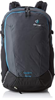 fa5463e31c Amazon.com : Deuter Giga Bike EL Backpack, Graphite Black : Sports ...