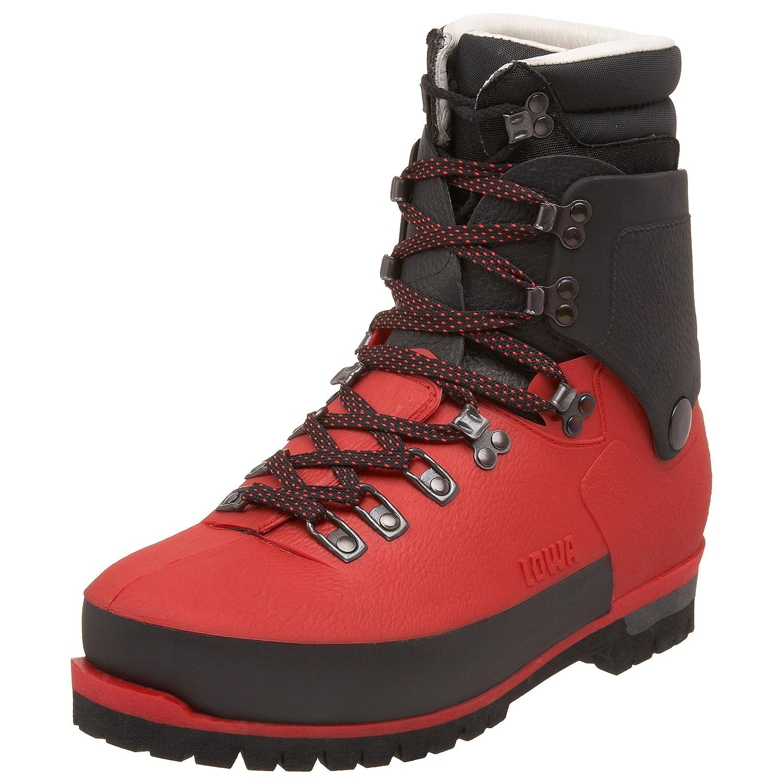 Lowa Men's Civetta Extreme Mountaineering Boot Red/Black 7 M US Lowa Footwear 3099
