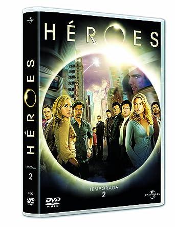 Héroes - Temporada 2 [DVD]