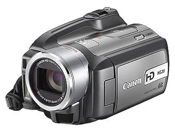 canon hg20 camcorder high definition widescreen amazon co rh amazon co uk Canon T2i Manual Canon Camera User Manual
