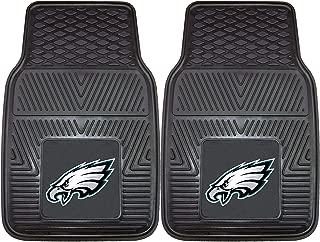 "product image for FANMATS 8771 NFL Philadelphia Eagles Vinyl Heavy Duty Car Mat,18""x27"""