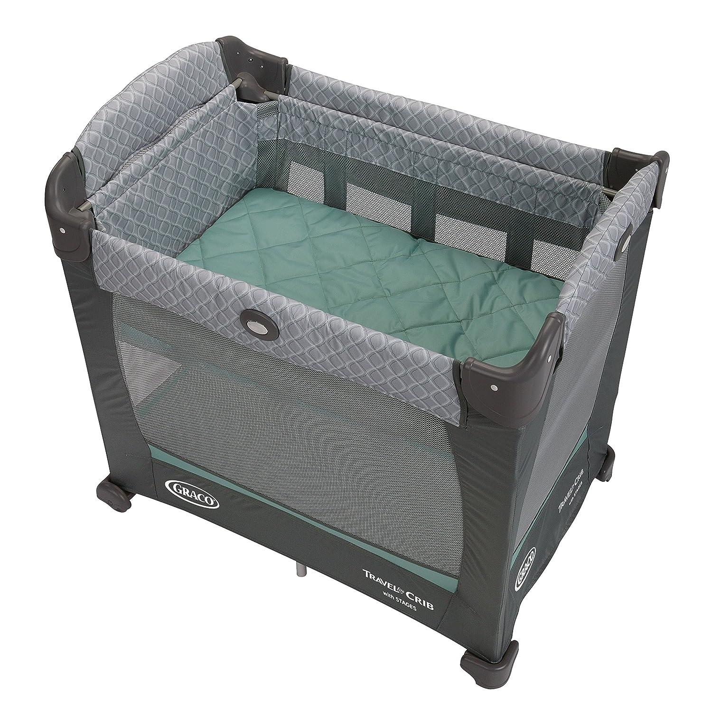 8fa19b3f1 Graco- Cuna pórtatil/Corral ajustable , para bebé, Manor: Amazon.com.mx:  Bebé