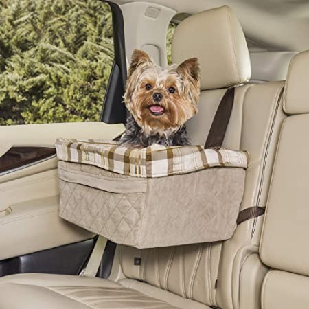 PetSafe Happy Ride Pet Booster Seat for Cars,Trucks and SUVs